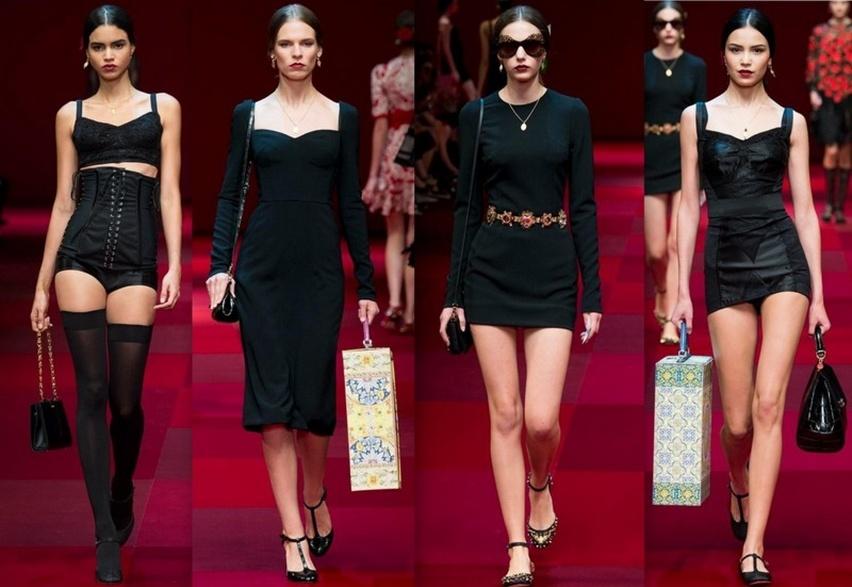 Dolce & Gabbana em Milão - Verão 2015 - Cris Vallias Blog 8