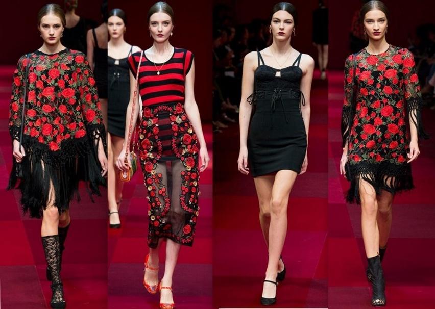Dolce & Gabbana em Milão - Verão 2015 - Cris Vallias Blog 9