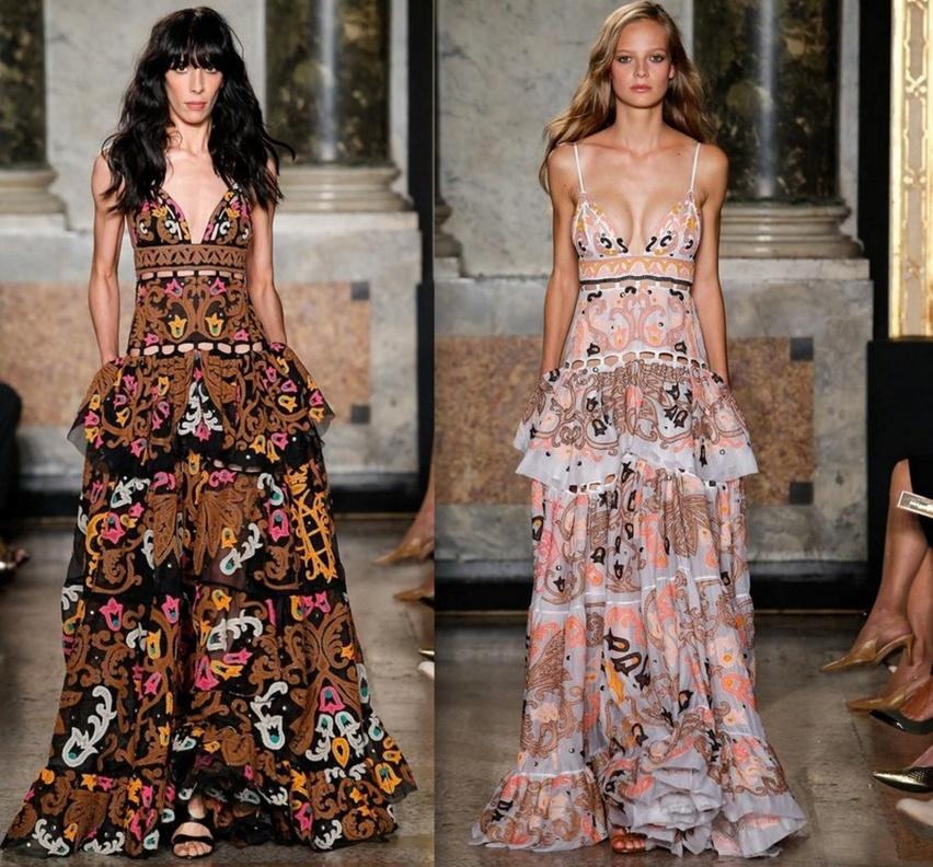 Emilio Pucci - Milão Fashion Week - Verão 2015 - Cris Vallias Blog 1
