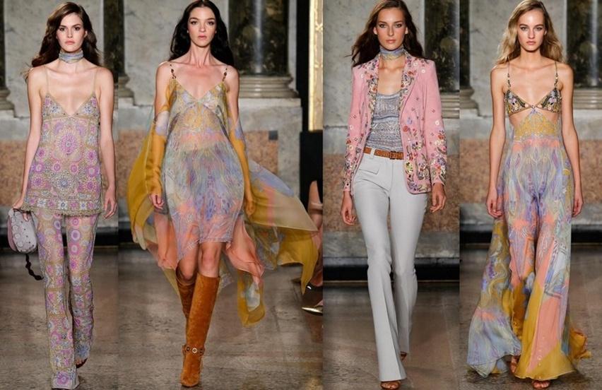 Emilio Pucci - Milão Fashion Week - Verão 2015 - Cris Vallias Blog 2
