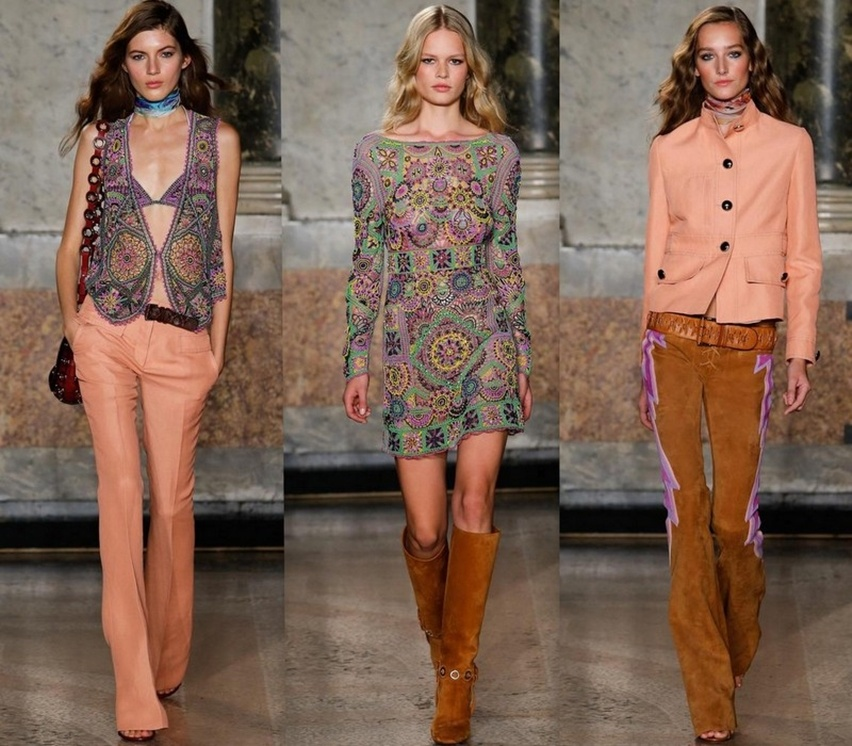 Emilio Pucci - Milão Fashion Week - Verão 2015 - Cris Vallias Blog 3