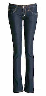 10 - calça jeans skinny