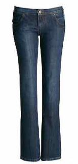 11 - calça jeans reta