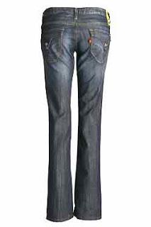 5 - calça jeans tamanho do bumbum
