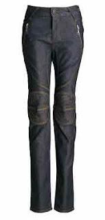6 - calça jeans cortes e recortes