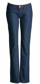 7 - calça jeans escura