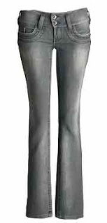 8 - calça jeans clara