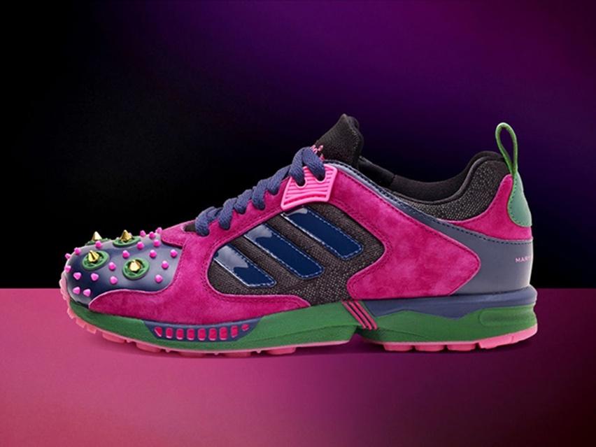 Adidas Originals by Mary Katrantzou - Cris Vallias Blog 2