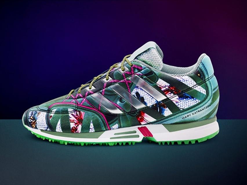 Adidas Originals by Mary Katrantzou - Cris Vallias Blog 6
