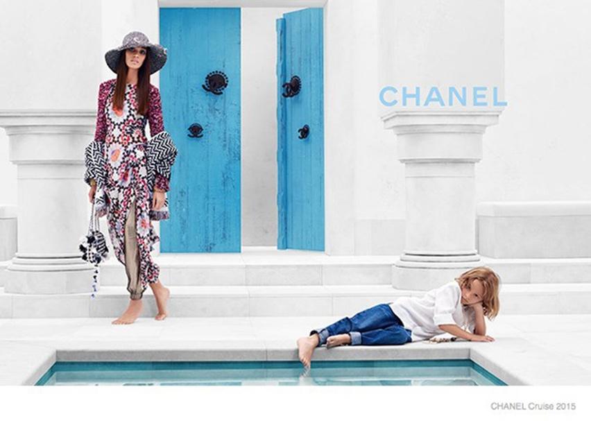 Chanel Cruise - Cris Vallias Blog 1