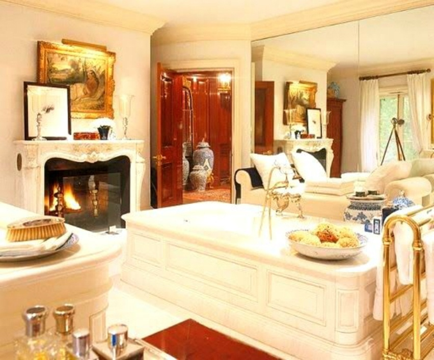 Décor da casa de Ralph Lauren - Cris Vallias Blog 10