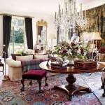 Décor da casa de Ralph Lauren - Cris Vallias Blog 3
