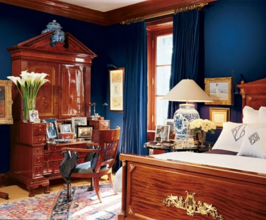 Décor da casa de Ralph Lauren - Cris Vallias Blog 7
