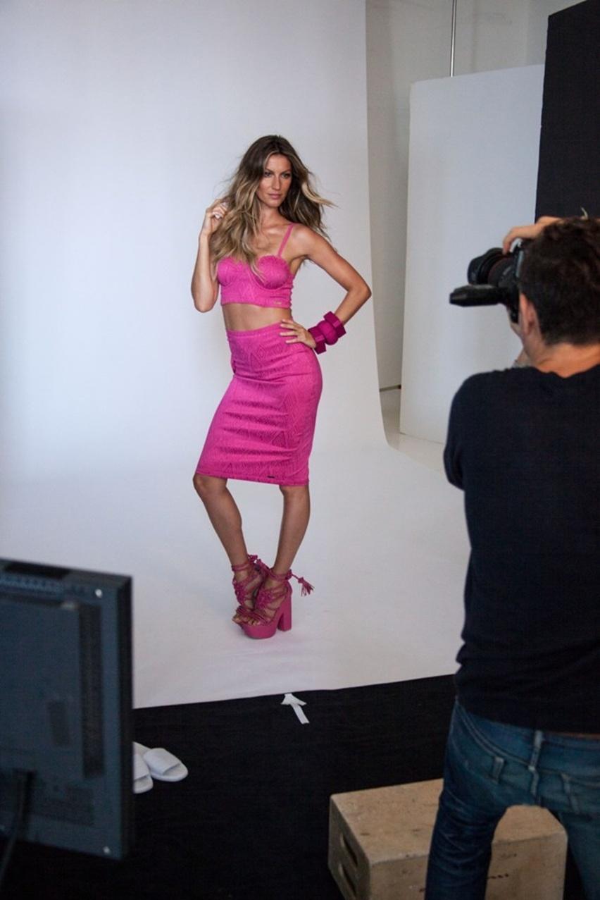 Elle Brasil Novembro 2014 - Gisele Bündchen por Nino Muñoz - Cris Vallias Blog 10