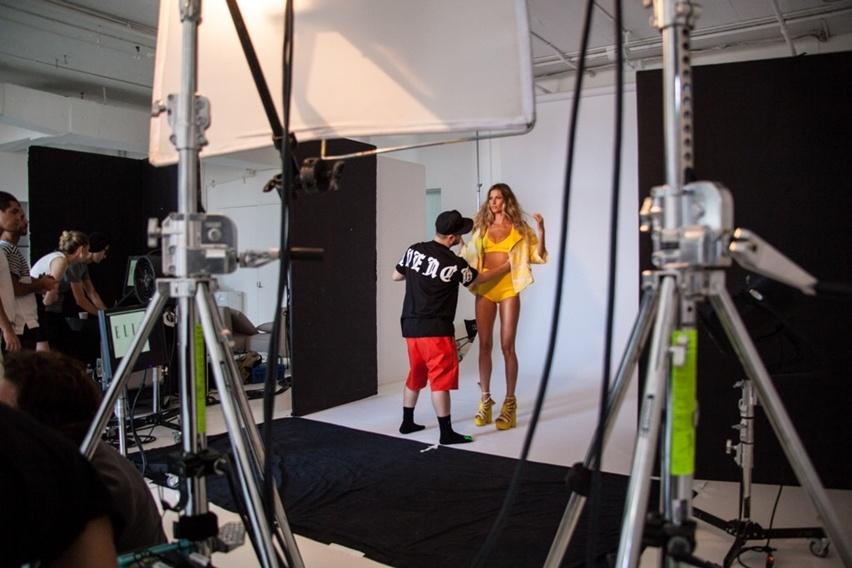 Elle Brasil Novembro 2014 - Gisele Bündchen por Nino Muñoz - Cris Vallias Blog 12