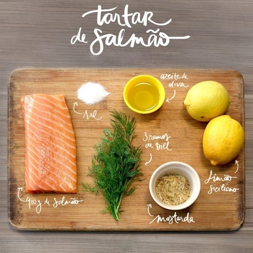 Receita de Tartar de Salmão - cris vallias blog 2