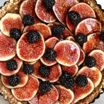 Receita de Torta de Figos e Amoras - Cris Vallias Blog