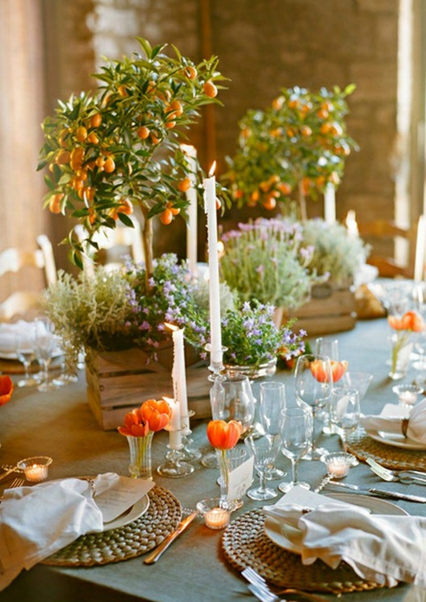 Tablescape Mesa Posta Decorada Cris Vallias Blog 17