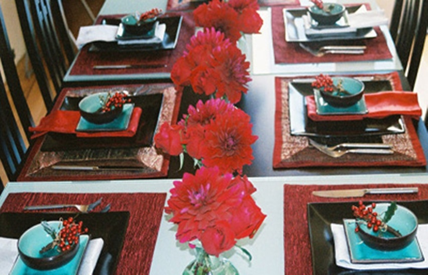 Tablescape Mesa Posta Decorada Cris Vallias Blog 5