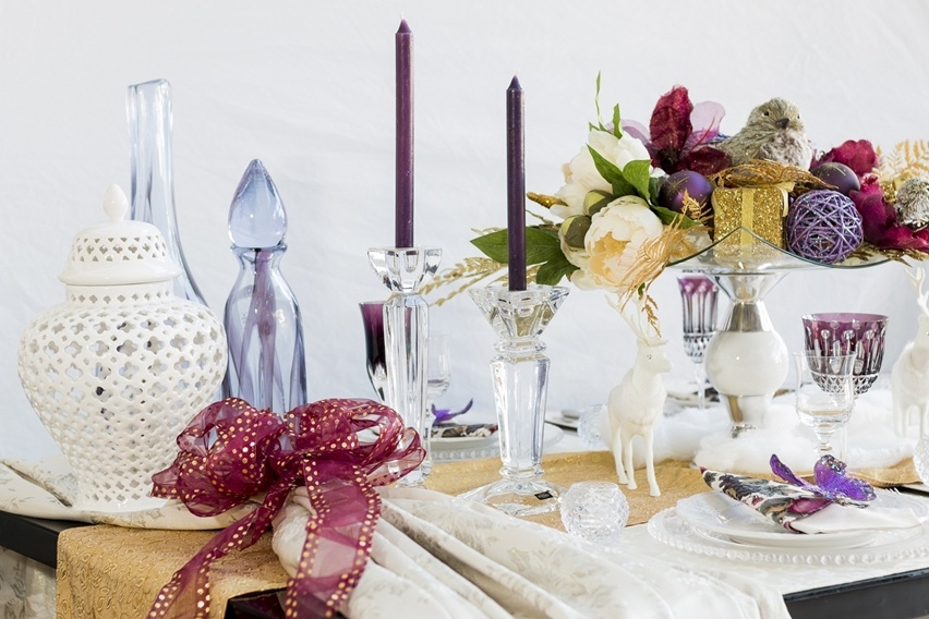 décor de mesa da ceia de natal  - cris vallias blog 8