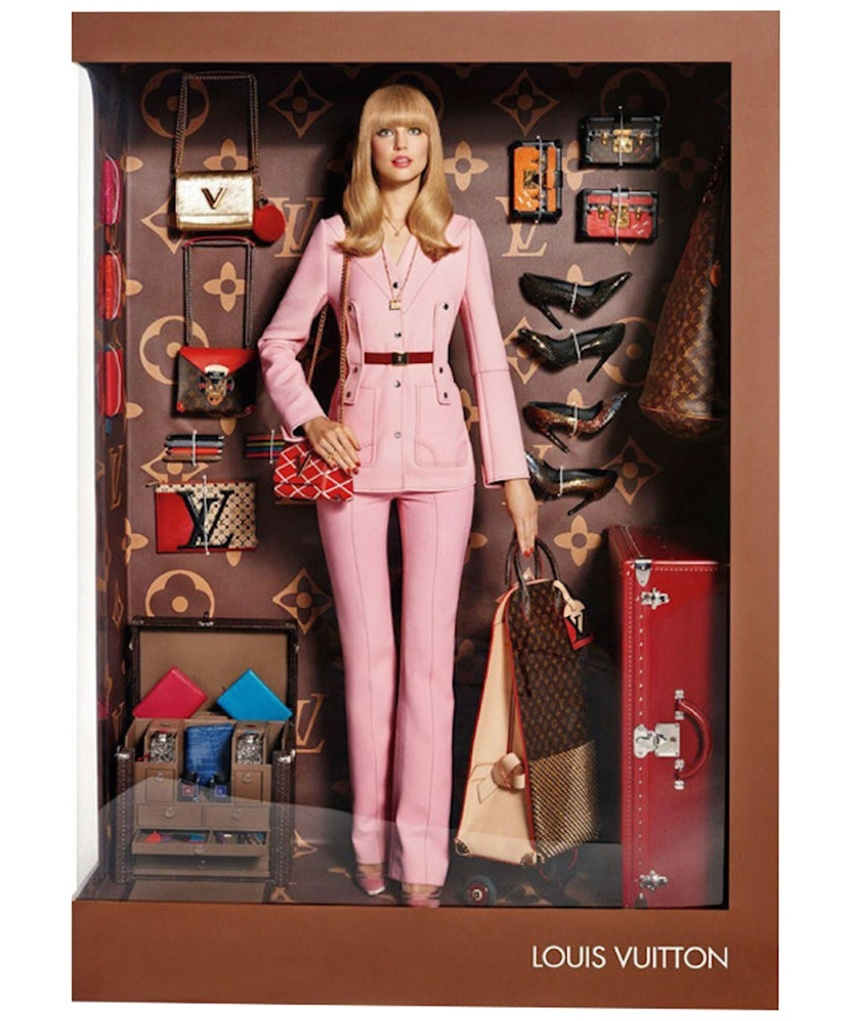 Barbie for Vogue Paris - editorial - cris vallias blog 8