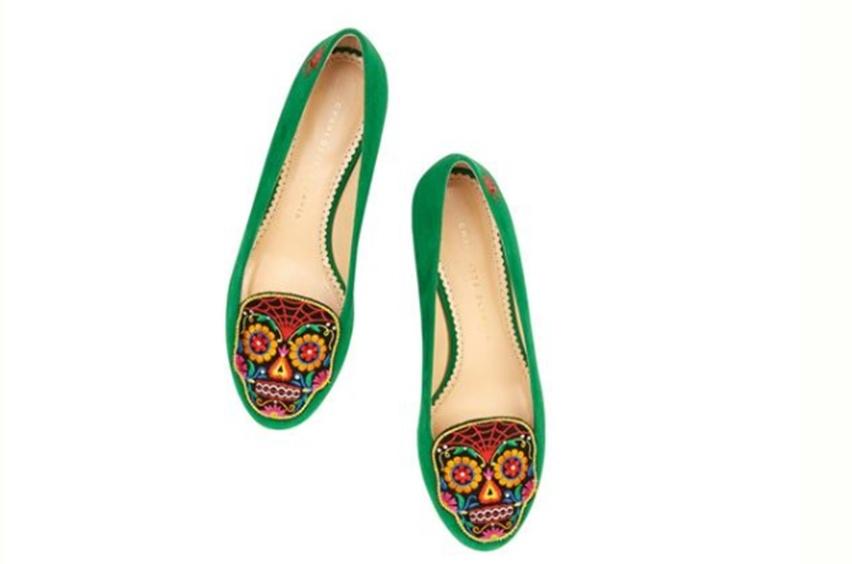 Coleção Charlotte Olympia inspirada no México - cris vallias blog 10