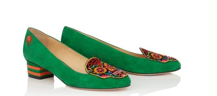 Coleção Charlotte Olympia inspirada no México - cris vallias blog 11