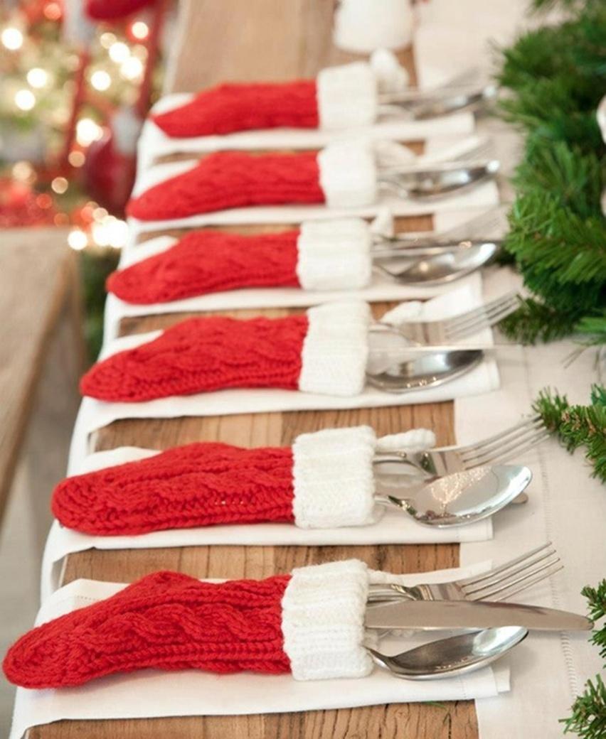 Mesa Posta para o Natal - cris vallias blog 1