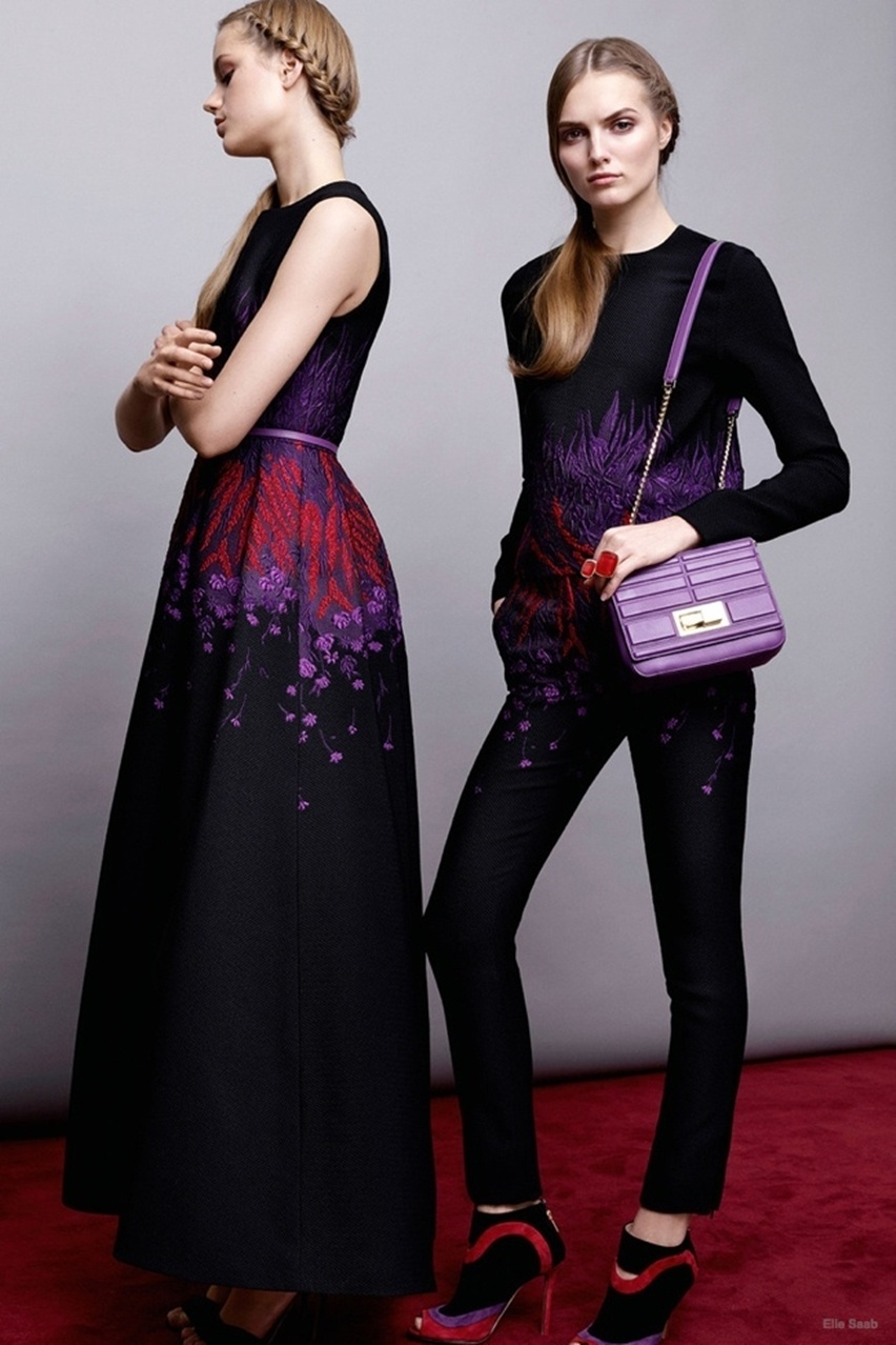 pre-fall 2015 Elie Saab  - cris vallias blog 18