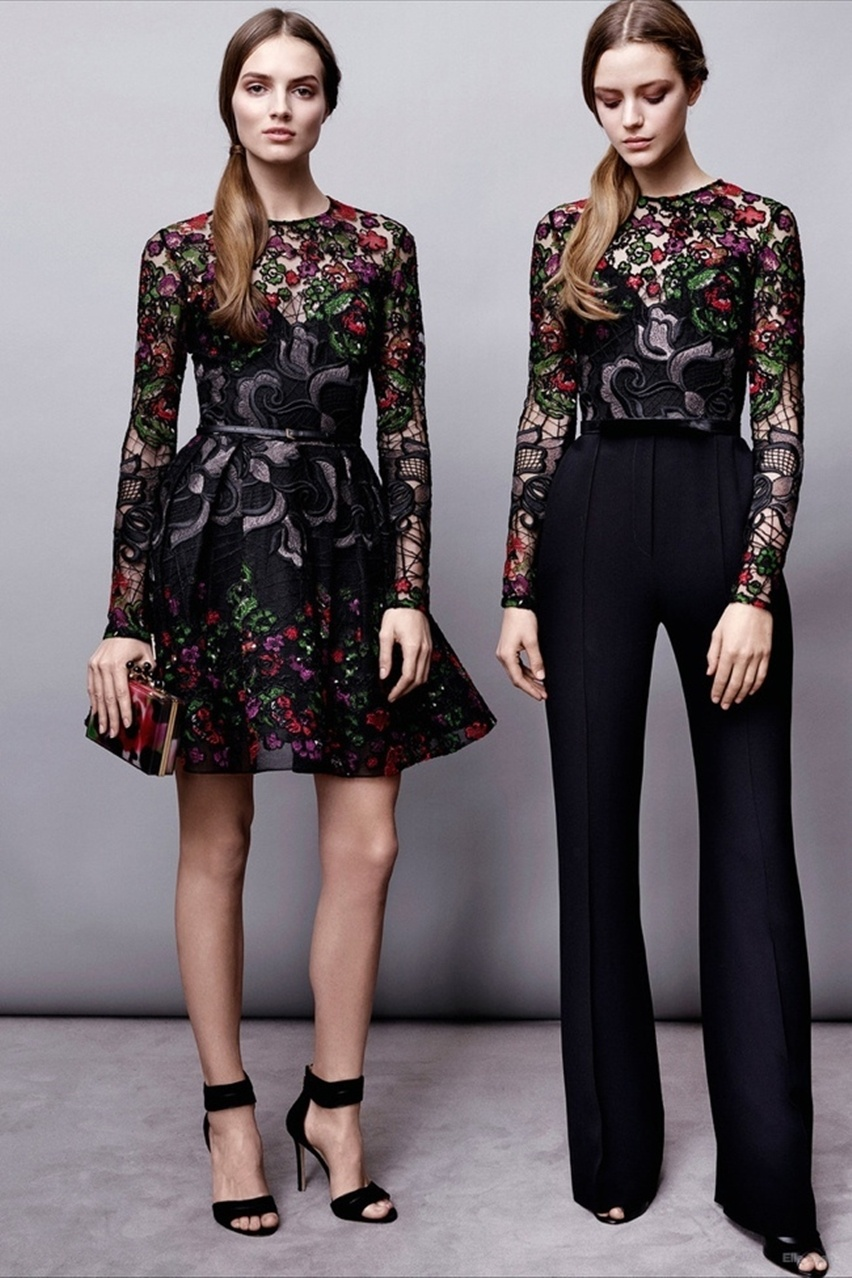 pre-fall 2015 Elie Saab  - cris vallias blog 2