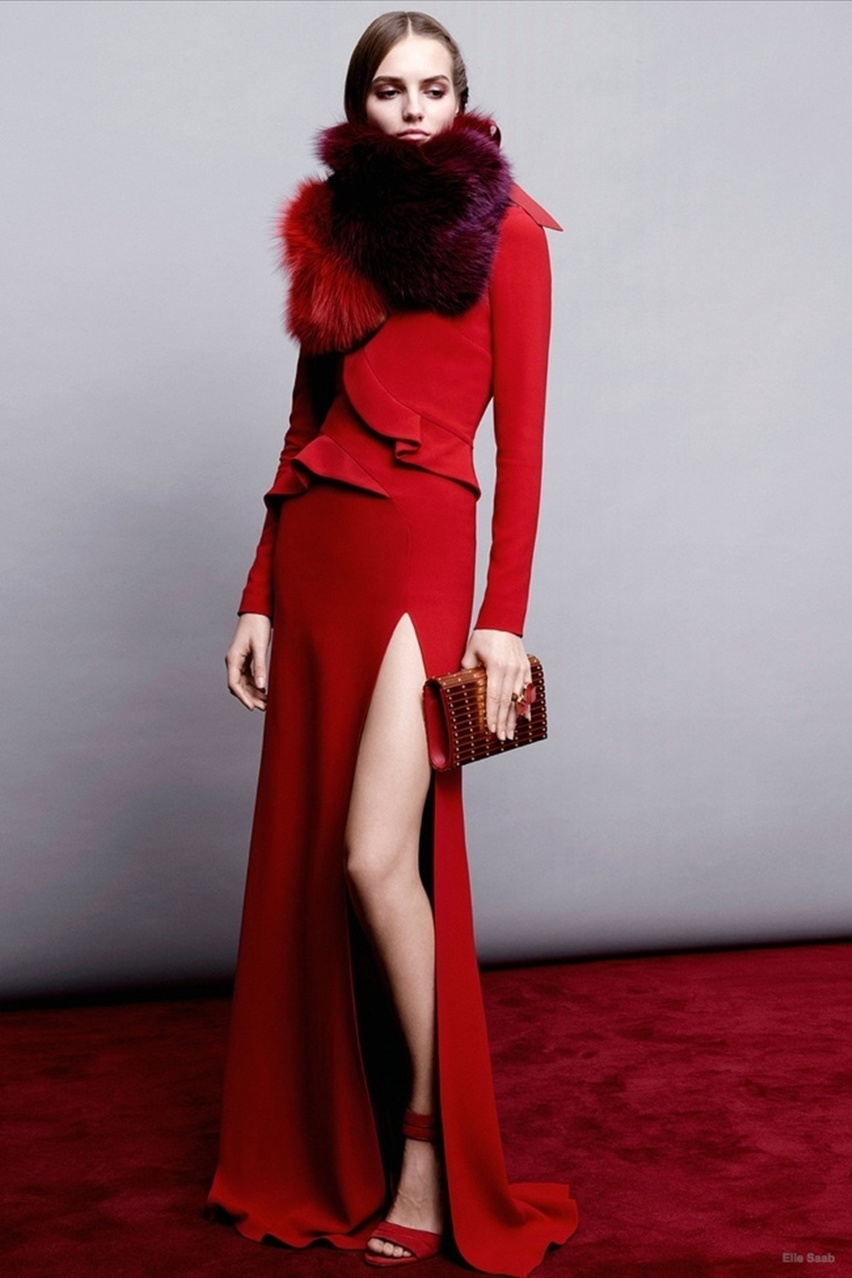 pre-fall 2015 Elie Saab  - cris vallias blog 24