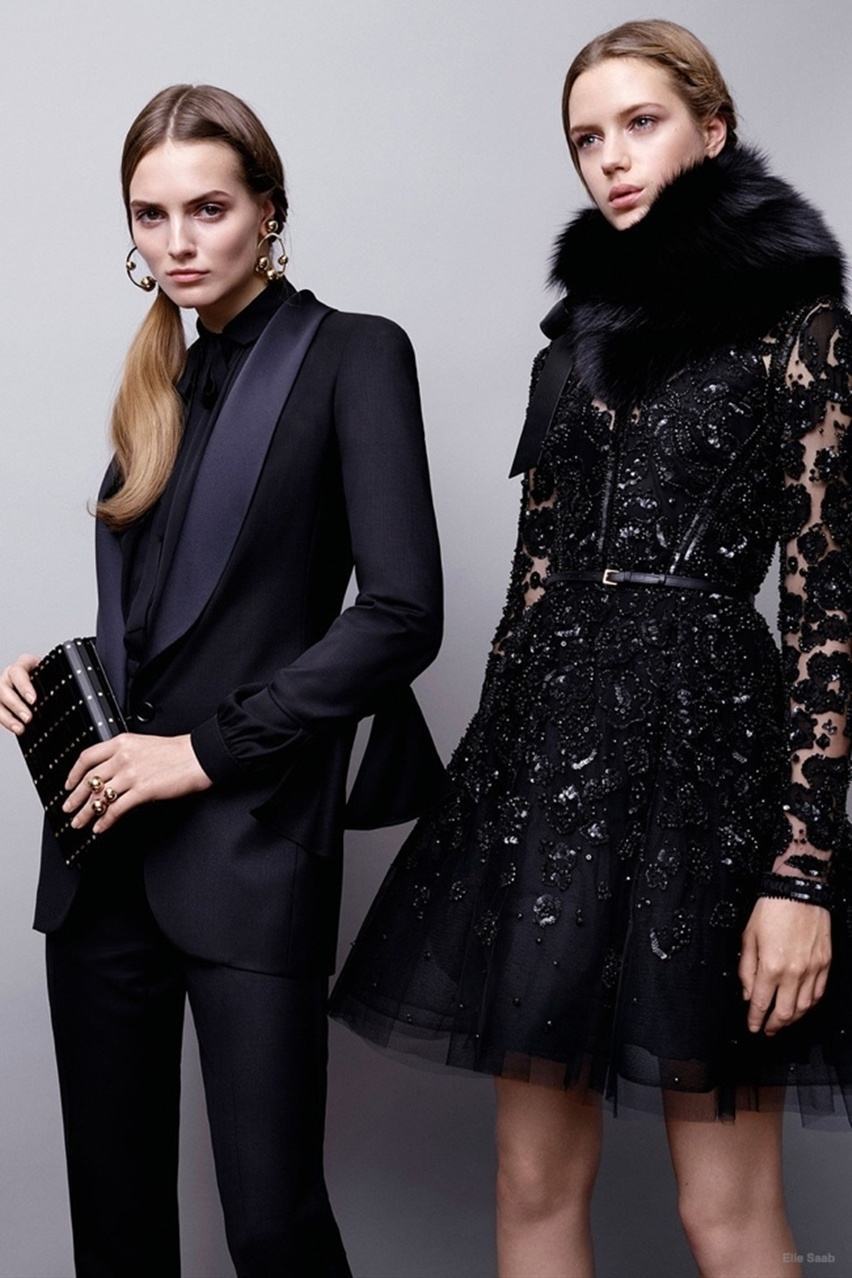 pre-fall 2015 Elie Saab  - cris vallias blog 33