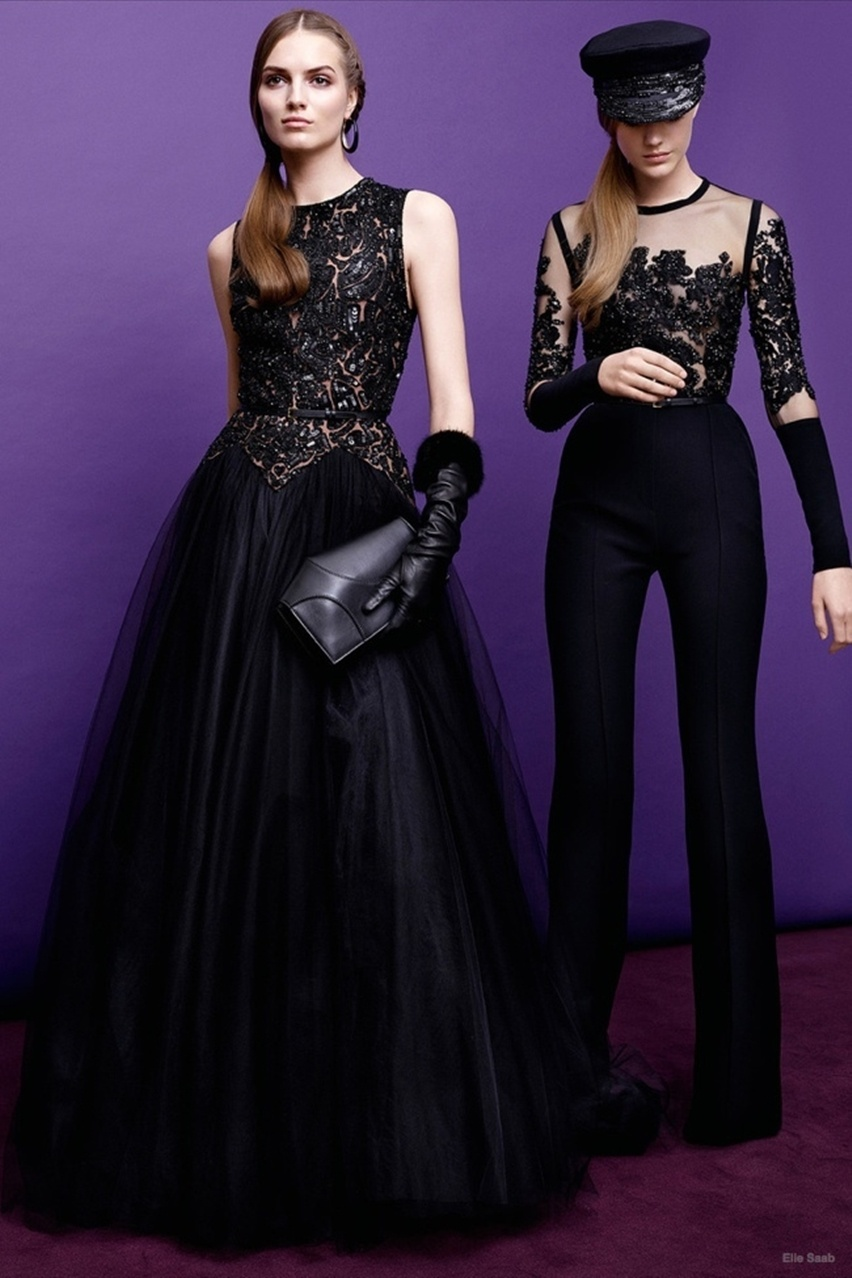 pre-fall 2015 Elie Saab  - cris vallias blog 34