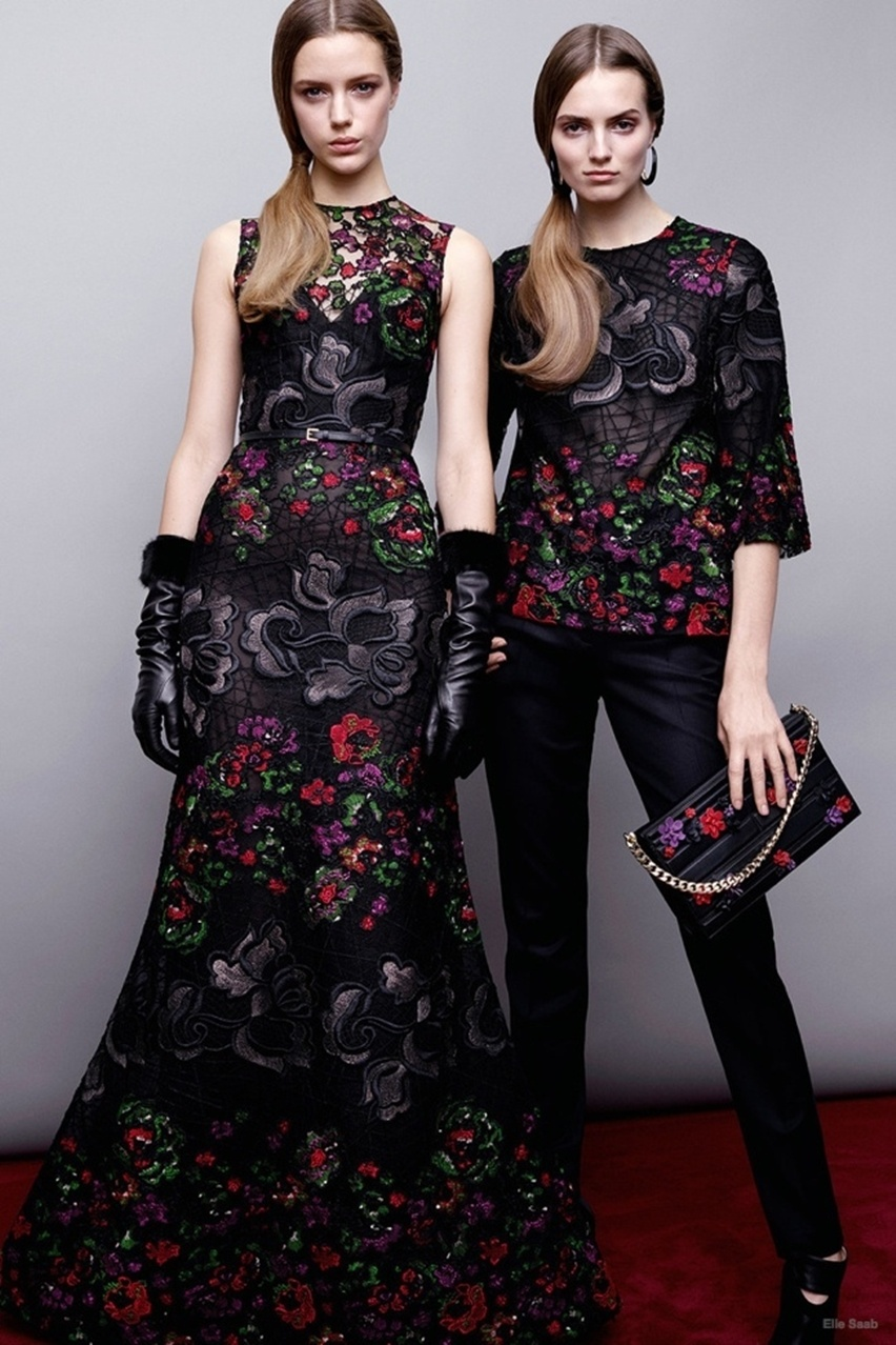 pre-fall 2015 Elie Saab  - cris vallias blog 5