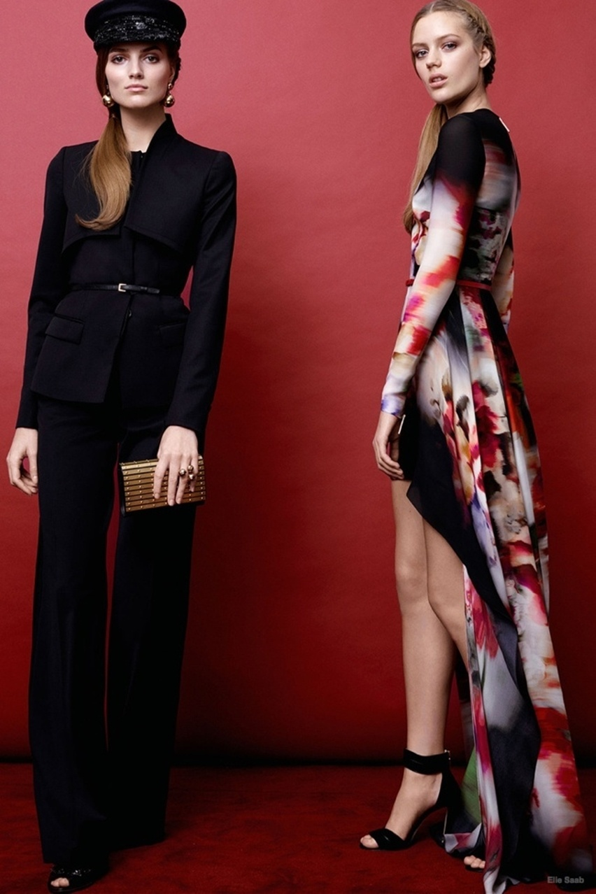 pre-fall 2015 Elie Saab  - cris vallias blog 7