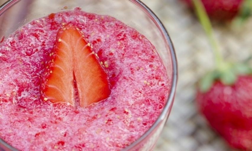receita de vitamina de laranja, aveia, morango e frutas vermelhas - cris vallias blog 4