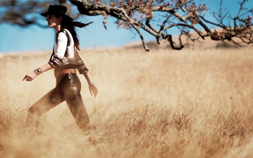 Kendall Jenner para Vogue US janeiro 2015 - cris vallias blog 1