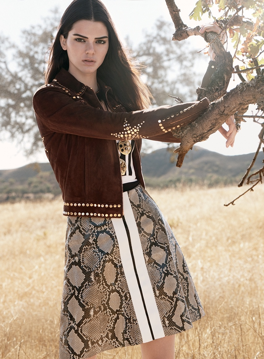 Kendall Jenner para Vogue US janeiro 2015 - cris vallias blog 5