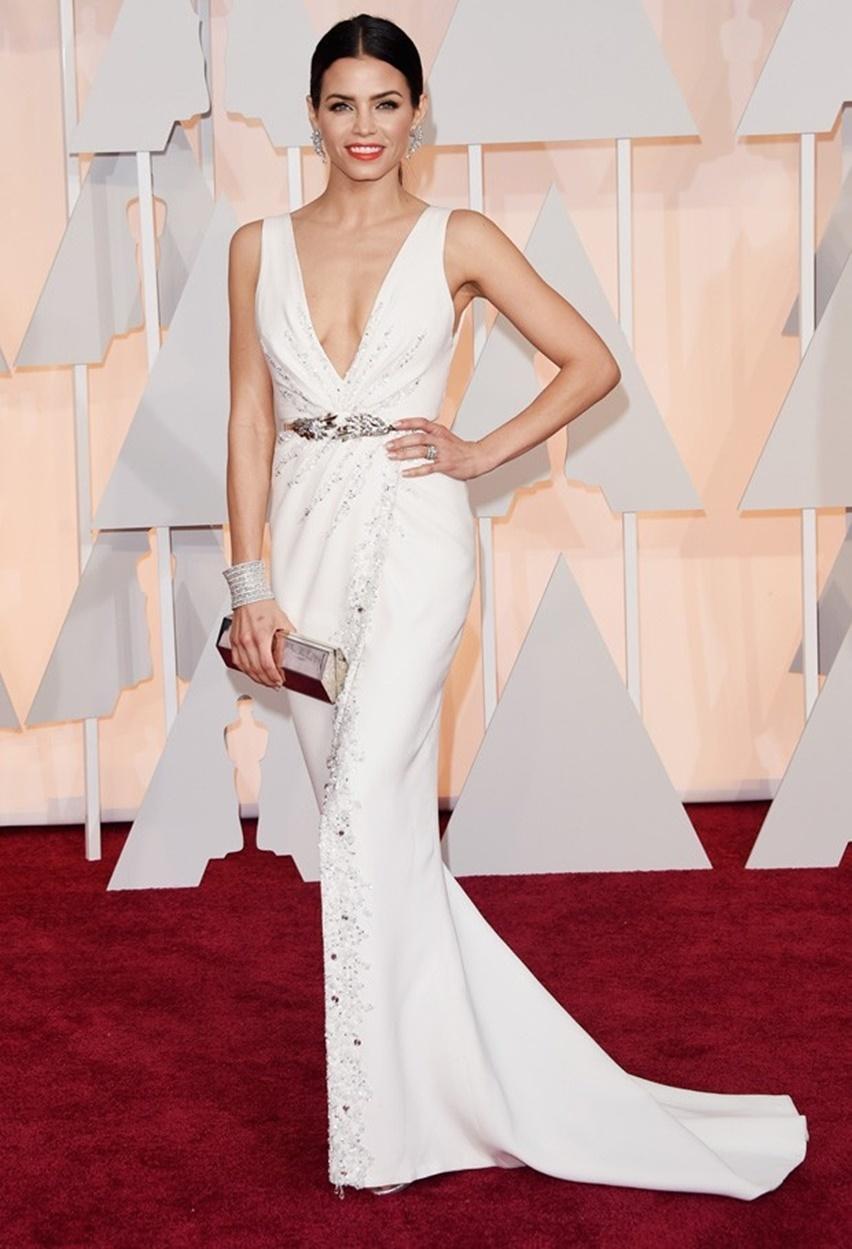 Jenna Dewan Tatum Oscar 2015 - Cris Vallias Blog 1