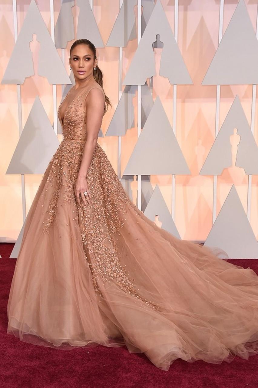 Jennifer Lopez Oscar 2015 - Cris Vallias Blog 2