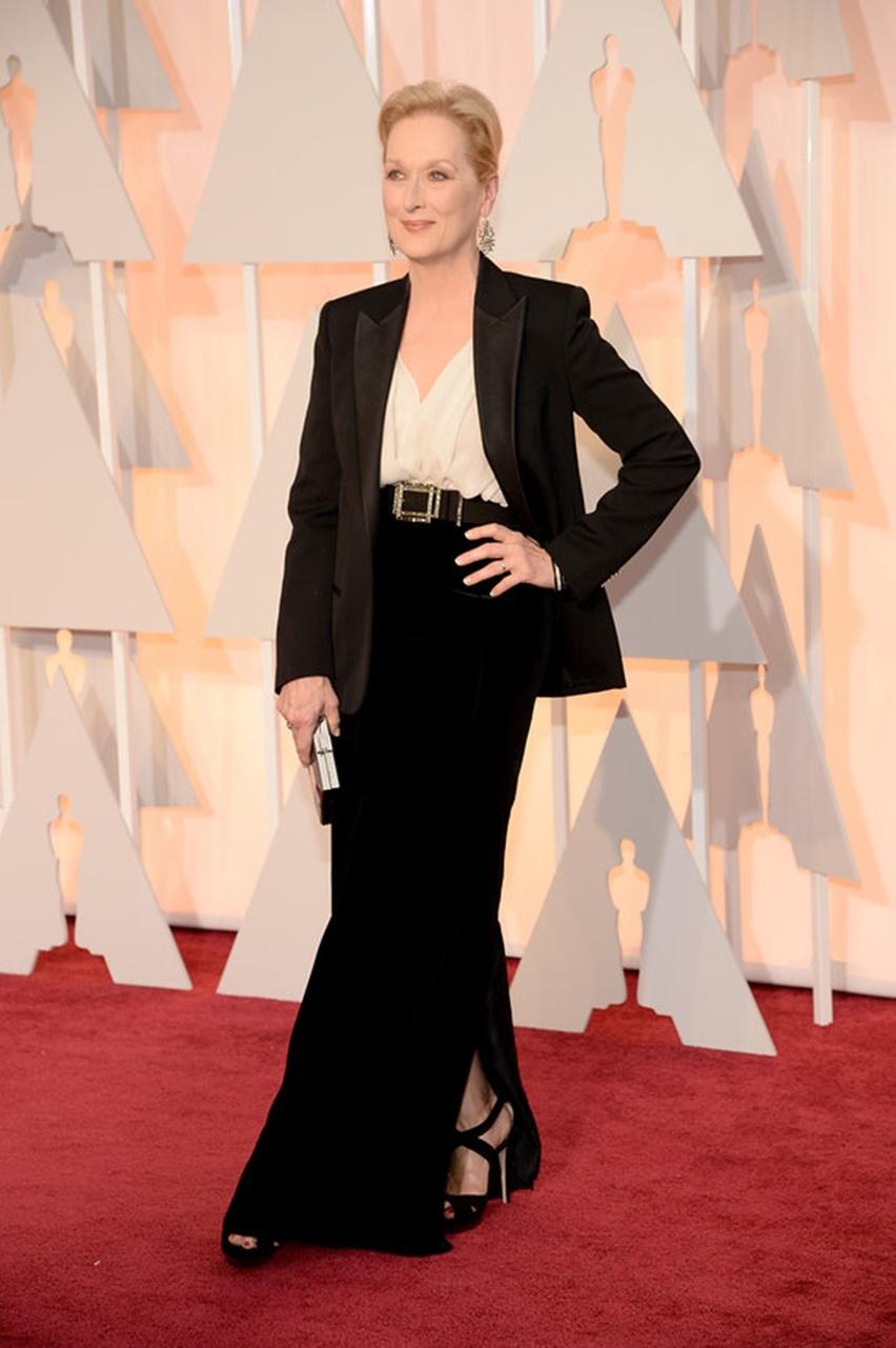 Meryl Streep Oscar 2015 - Cris Vallias Blog 1