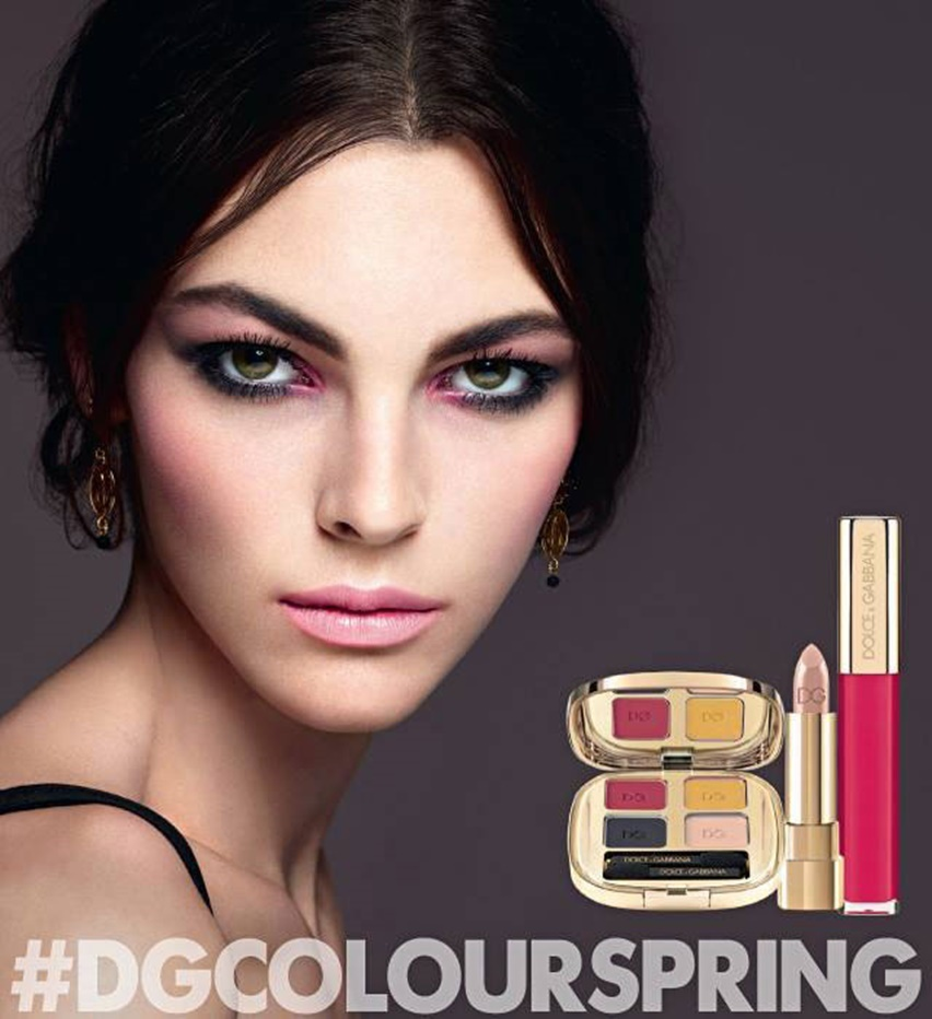 The Spring Palette Dolce & Gabbana - Cris Vallias Blog 1