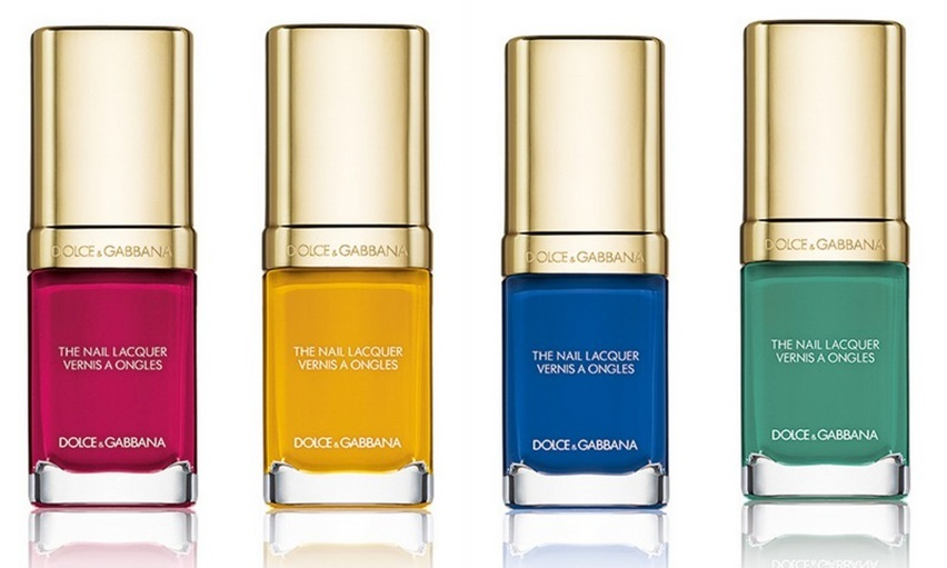 The Spring Palette Dolce & Gabbana - Cris Vallias Blog 4
