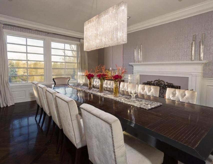 decoração casa Jennifer Lopez - cris vallias blog 10