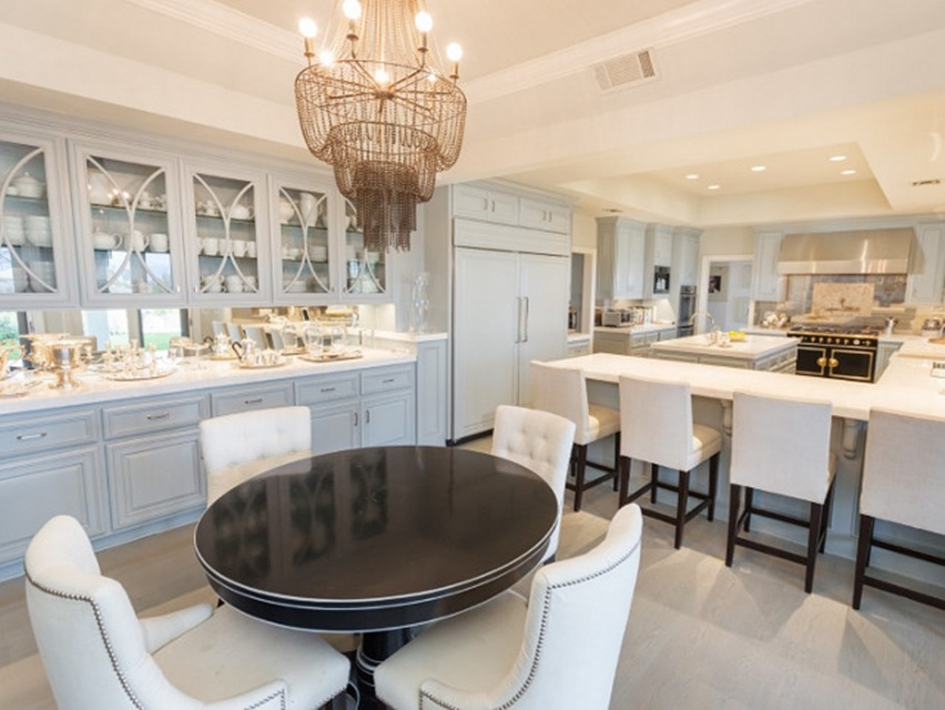 decoração casa Jennifer Lopez - cris vallias blog 12