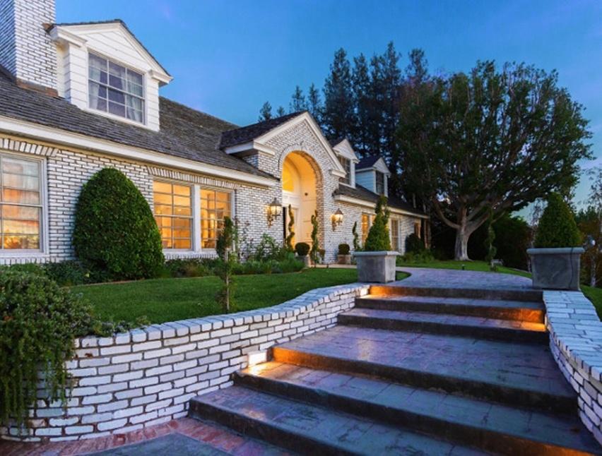 decoração casa Jennifer Lopez - cris vallias blog 2