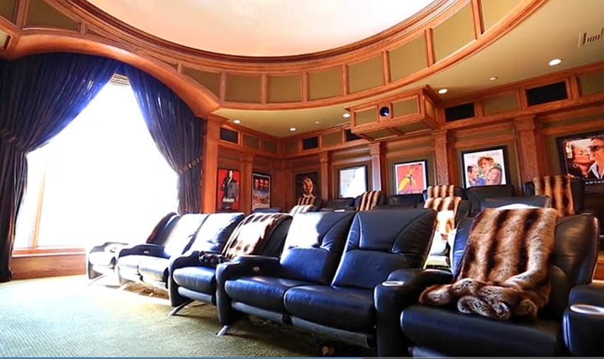 decoração casa Jennifer Lopez - cris vallias blog 30