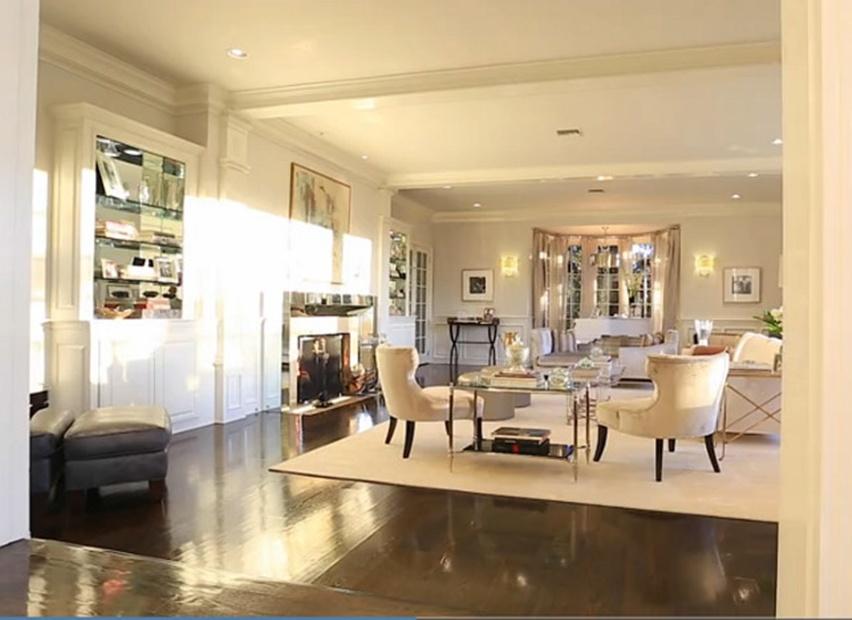 decoração casa Jennifer Lopez - cris vallias blog 4