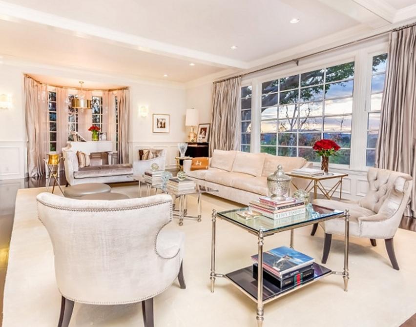 decoração casa Jennifer Lopez - cris vallias blog 7