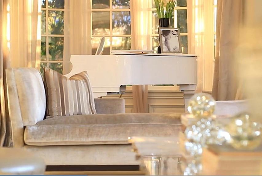 decoração casa Jennifer Lopez - cris vallias blog 8